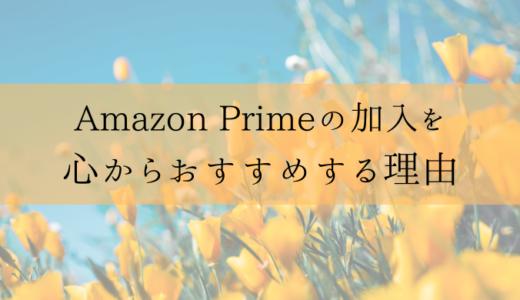 Amazon嫌いだった私が、Amazon Primeへの登録を心から進める3つの理由
