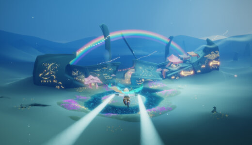webメディア「楽活」にて、スマホゲーム『Sky 星を紡ぐ子どもたち』の紹介記事を執筆しました